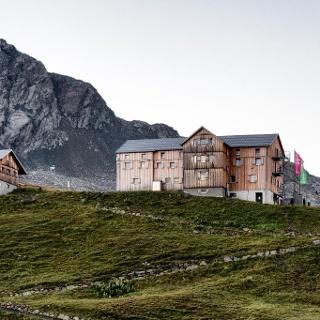 Neue Heilbronner Hütte