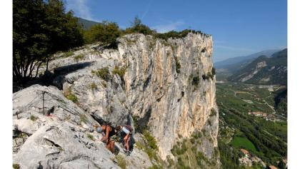 Via Ferrata Colodri