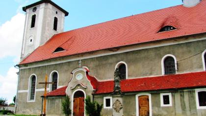 Henryków Lubański:  St.-Nikolaus-Kirche