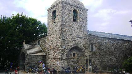 Kirche bei O Cebreiro