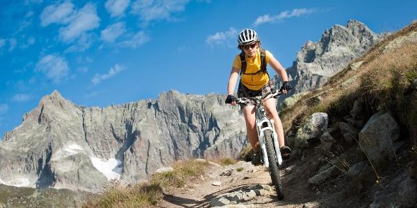Albert Heim Hütte Realp Furka Gotthard Andermatt Bike Touren E Power