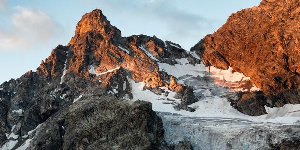 Großer Litzner mit Litzner Gletscher