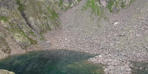 Kleiner Tauernsee an der Römerstraße (22.07.2017)
