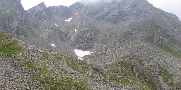 Am Korntauern (2.459 m) (22.07.2017)