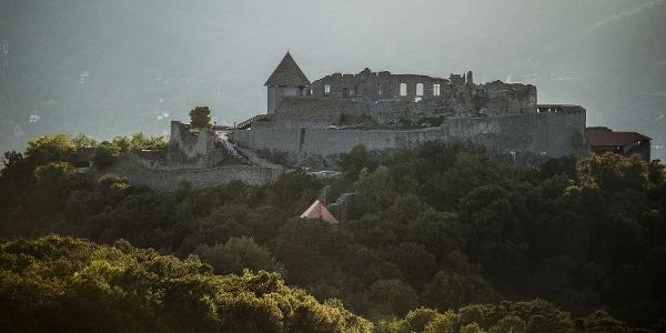 Visegrádsky hrad - Fellegvár