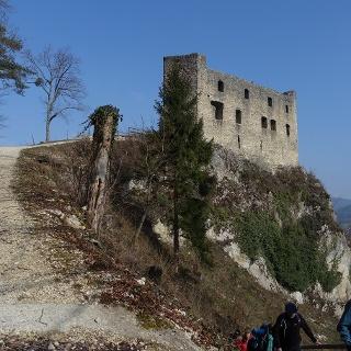 Ruine Gilgenberg.