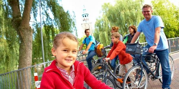 Familie in Nordhorn