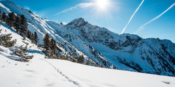 Winterwandern in Hochoetz