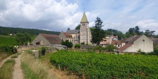 Church at Fixin