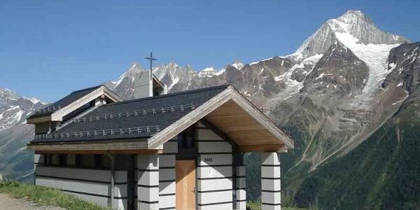 Kapelle Lauchernalp