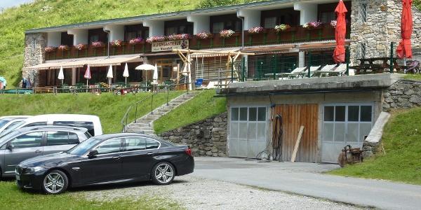 Alpengasthaus Wasserfall