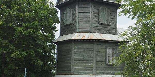 Modlitebna pravoslavných Starověrců ve Wodzilkách