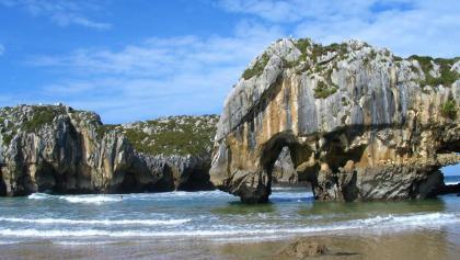 Der Playa de Cuevas del Mar ist ein wahrer Traumstrand.