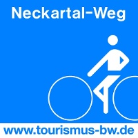 Routenlogo Neckartal-Radweg
