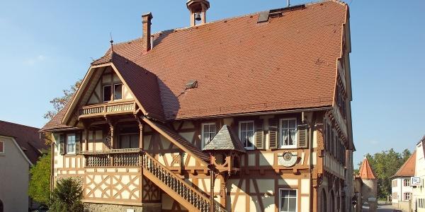 Altes Rathause_Bad Friedrichshall-Kochendorf