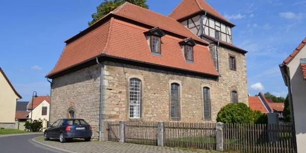 Kirche Vollersroda