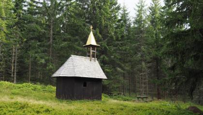 Kapelle vom Mariazeller  Pilgerweg