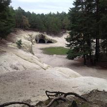 Sandhöhlen