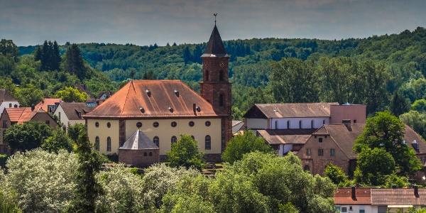 Klosterbezirk