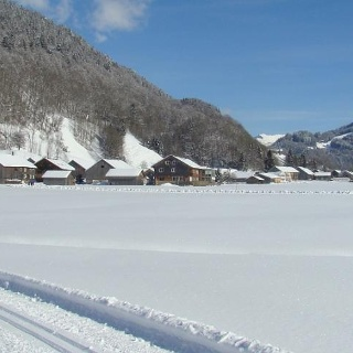 Winter in Bizau
