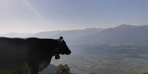 Ausblick in das Tal