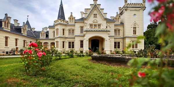 A nádasdladányi Nádasdy-kastély