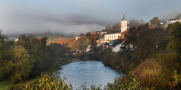 Blick auf Bollendorf