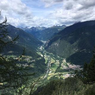Aussicht vom Monte Totoga