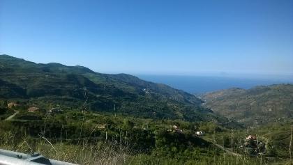 vor der Abfahrt Richtung Castelbuono