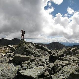 Day 1: On the ridge :)