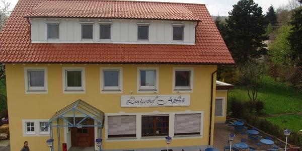 Bioland-Hotel Albblick