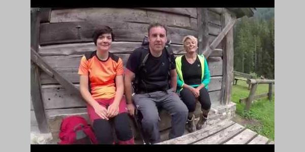 Rifugio Alimonta 2580 m - Dolomiti di Brenta