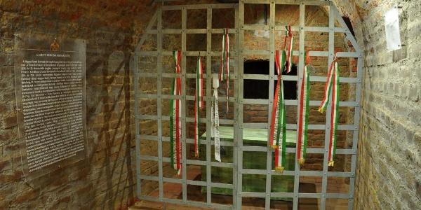 Koronaőrző bunker - a helyszín
