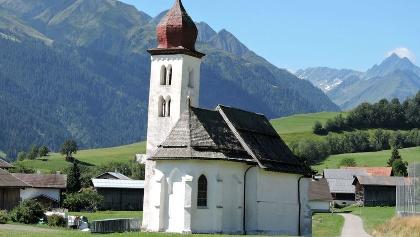 Kapelle Sogn Bistgaun in Degen