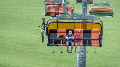 Liftride & Bike