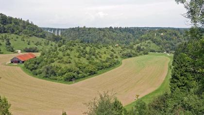 Das Bergle bei der Neckarburg