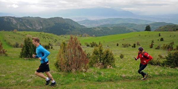 Skakavac Trail