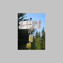 Ein Dutzend Destinationen kreueen sich am Fehrenbacherhof