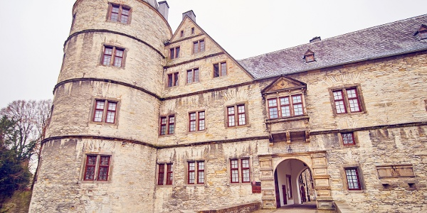 DJH Jugendherberge Wewelsburg - Außenansicht