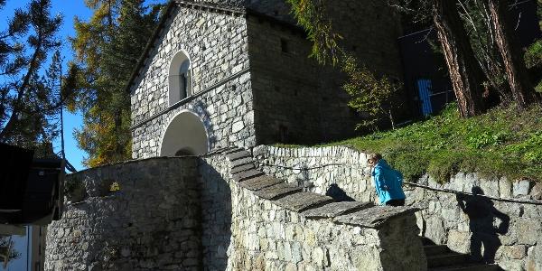 Segantini-Museum St. Moritz.