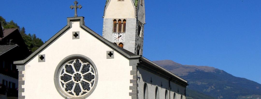 Kirche in Barbian
