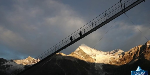 Offizieller Trailer - Längste Hängebrücke der Welt