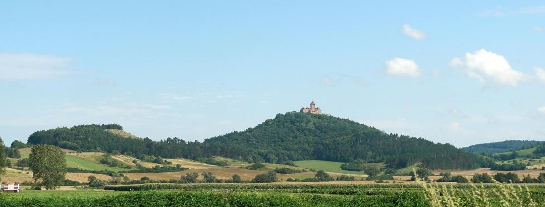 Lutherweg: Von Gotha nach Arnstadt
