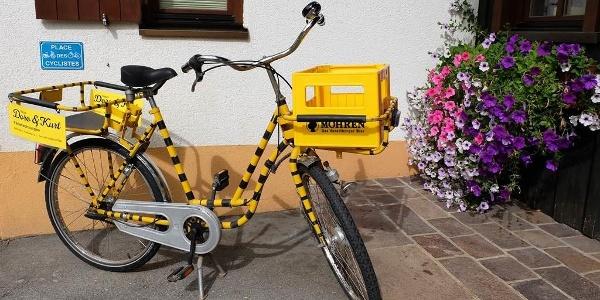 Brötchen-Rad