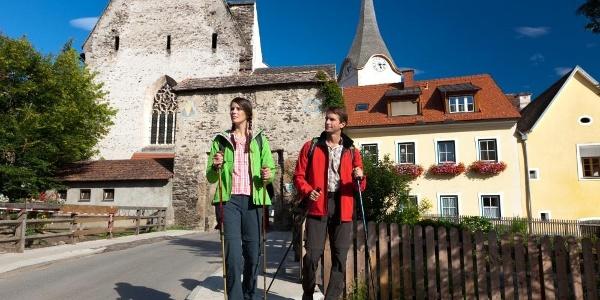 Vor den Toren in Oberwölz