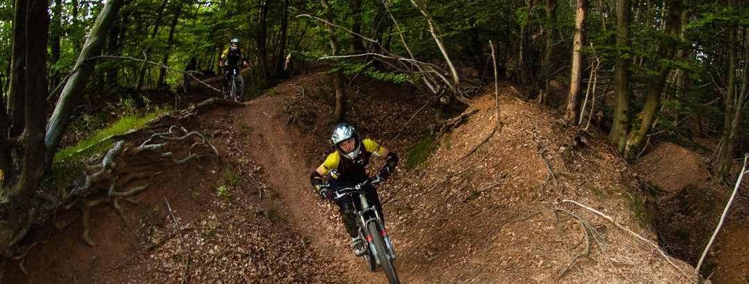Mountainbiken in Ligurien