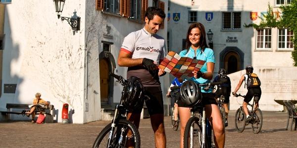 Willkommen in der Bike-Stadt Chur