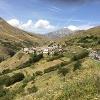 Le village du Chazelet (Accès au Plateau d'Emparis)