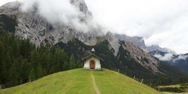 Kapelle an der Alm