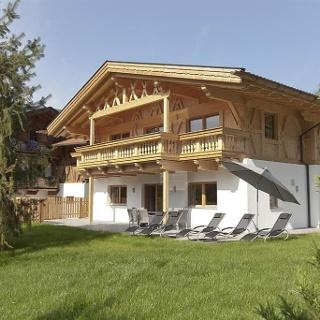 Alpenresidenz mit Terrasse